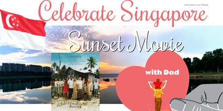 Celebrate Singapore Sunset Movie tickets