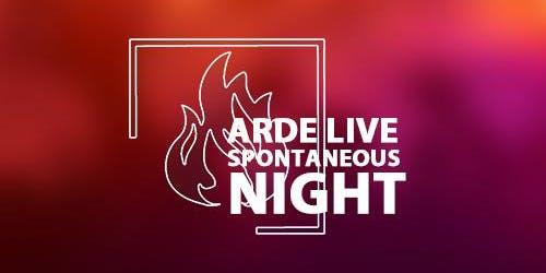 ARDE LIVE | SEPTIEMBRE 2019