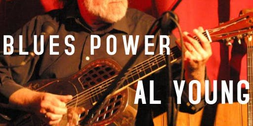 Blues Power: Al Young and Nick Brightwell Play The Blues