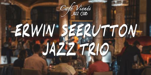 Música Jazz en directo: ERWIN SEERUTTON JAZZ TRIO