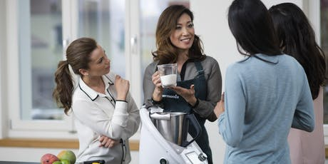 """Thermomix """"Let's Mix Again"""" Cooking Class tickets"""