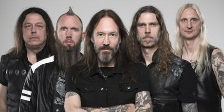 HAMMERFALL - World Domination Tour 2020 tickets