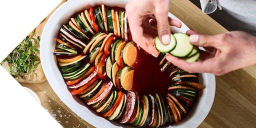 Cours de cuisine Anita Lalubie et Kenwood - Découverte
