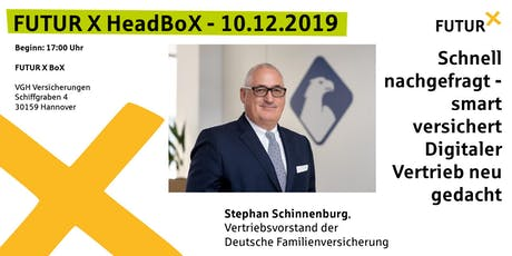 FUTUR X HeadBoX - Stephan Schinnenburg Tickets