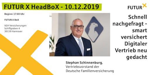 FUTUR X HeadBoX - Stephan Schinnenburg