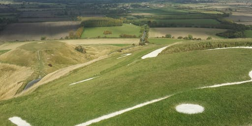 White Horse Hill to Ashdown guided walk