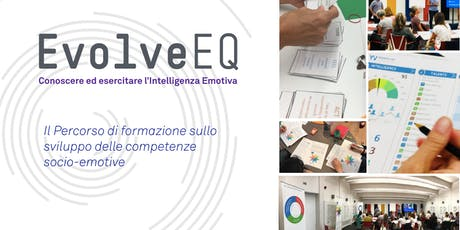 EVOLVE EQ - Intelligenza Emotiva Week-End biglietti