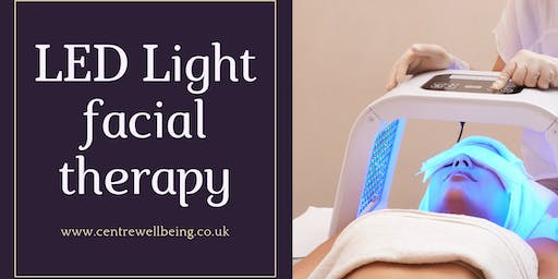 LED Light Therapy Facial Practitioner