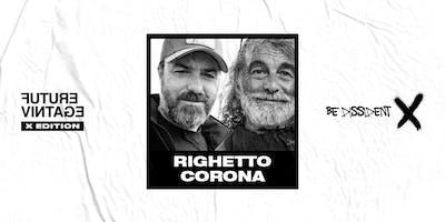 MAURO CORONA & MATTEO RIGHETTO // Future Vintage Festival 2019