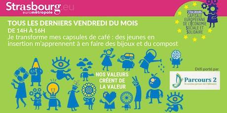 DéfiESS/ l'association l'Atelier billets