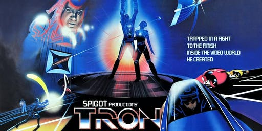 Dive-in Movie Night presents TRON (1982) - VR and a movie