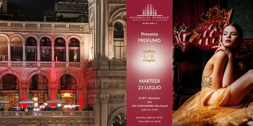 1 - TERRAZZA DUOMO 21 Milano - Martedi 23 Luglio 2019 - Cocktail Party Rooftop Night Out con Dj set