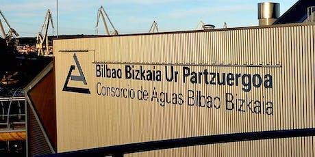 Presentación de la Solicitud Abierta de Innovación del Consorcio de Aguas Bilbao Bizkaia tickets