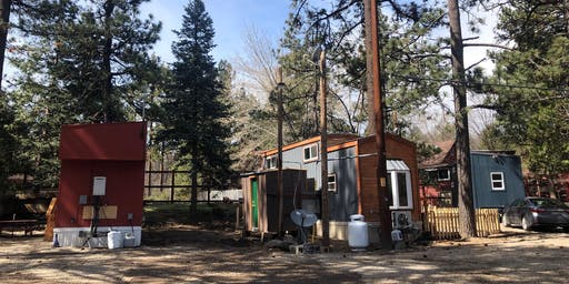 Labor Day Property Tour at Tiny House Block!