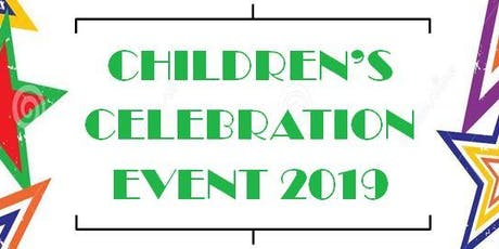 Children's Business Unit Celebration Event 2019 tickets