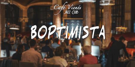 Música Jazz en directo: BOPTIMISTA tickets