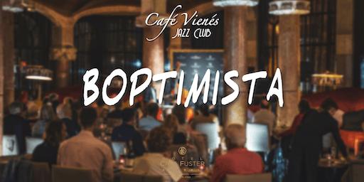 Música Jazz en directo: BOPTIMISTA