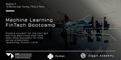 Machine Learning Preparatory FinTech Bootcamp tickets