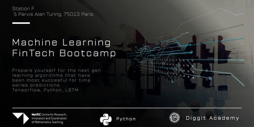 Machine Learning Preparatory FinTech Bootcamp