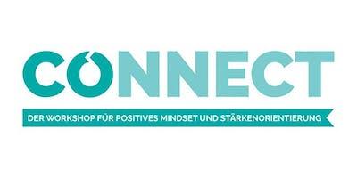 CONNECT – Der Workshop für positives Mindset und Stärkenorientierung