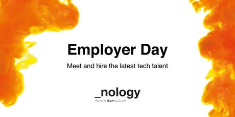 Tech Employer Day tickets