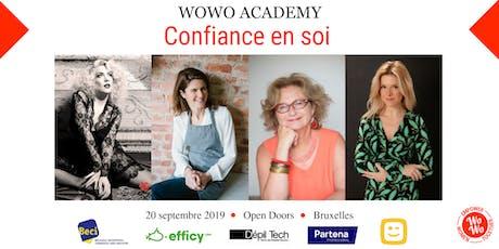 WoWo Academy - Confiance en soi billets