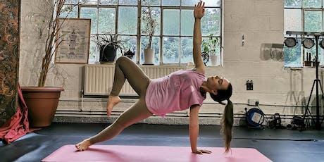 Sunset Vinyasa Yoga Wednesdays North London tickets