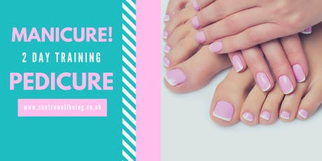Manicure/Pedicure Practitioner Training tickets