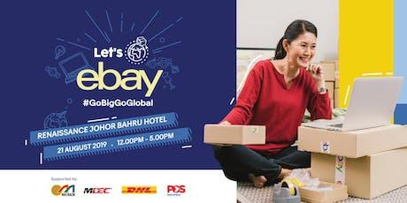 Let's eBay Johor tickets
