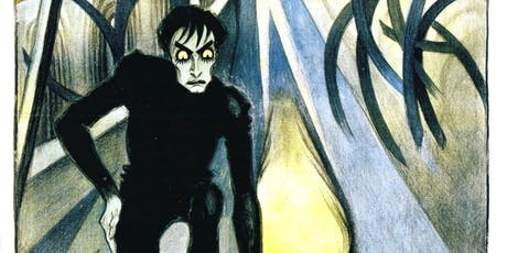 Clásicos de cine mudo + música en vivo (El gabinete del doctor Caligari) - GRATIS -  entradas