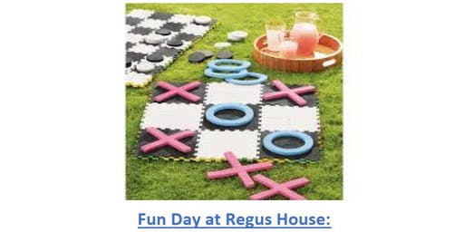 Fun Day At Regus House
