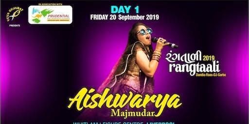 Rangtaali 2019 Sydney (DAY 1- 20 Sept) by Aishwarya Majmudar