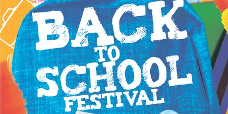 The Nigeria Back To School Festival tickets