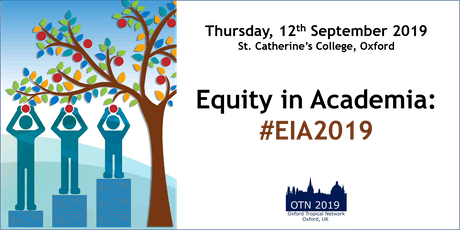 Equity in Academia 2019 tickets