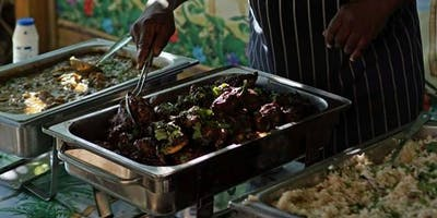 Chef Stevie's Caribbean Picnic