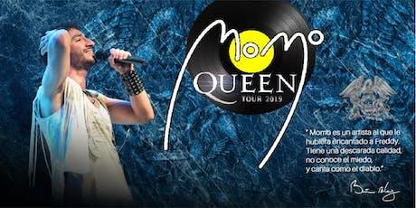 MOMO (Best tribute to Queen) - 16.11.19 (SALA ENTREVIÑAS) entradas