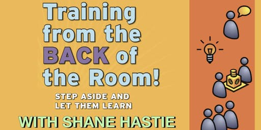 IC Agile Presents Training from the Back of the Room with Shane Hastie