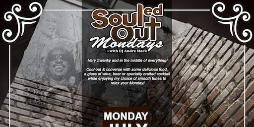 Souled Out MONDAYS w DJ Andre Mack