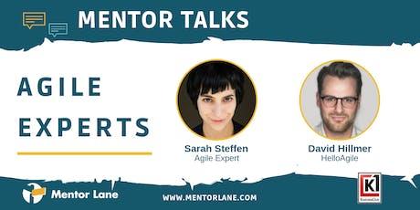 Mentor Talks: Agile Experts Tickets
