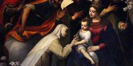 Il carattere degli italiani | CATERINA DA SIENA | con Maria Giuseppina Muzzarelli biglietti