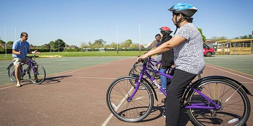 Adult Cycle Training Level 1 (Beginners) - Woodford Park