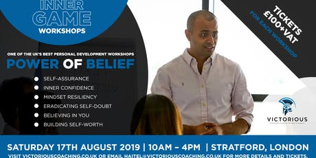 Victorious Coaching - POWER of BELIEF tickets