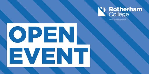 Rotherham College - Dinnington Campus - Open Event