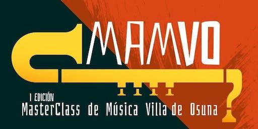 Master Class MAMVO Trompeta -  Manuel Jesús Carrasco