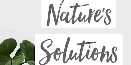 Natures Solutions Class tickets