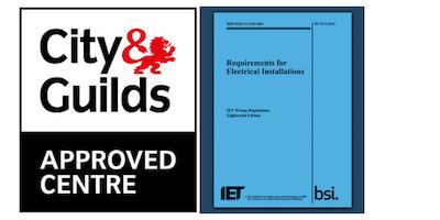 18th edition exam Birmingham - City & Guilds 2382