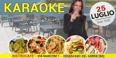 Karaoke Desenzano del Garda tickets