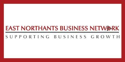East Northants Business Network September 2019 Meeting
