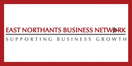 East Northants Business Network September 2019 Meeting tickets