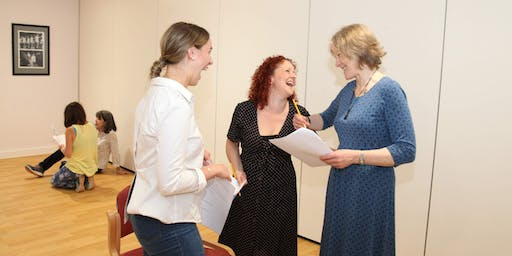 Fun singing and drama for adults in Oxford: taster class
